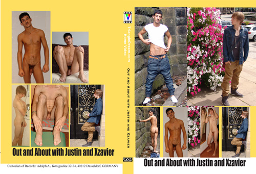 Out And About With Justin And Xzavier Home DVD