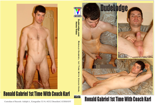 Ronald Gabriel 1st Time With Coach Karl Home DVD