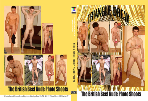 The British Beef Nude Photo Shoots Home DVD